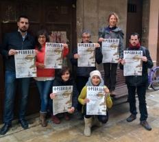 Nota premsa amb cartell 4
