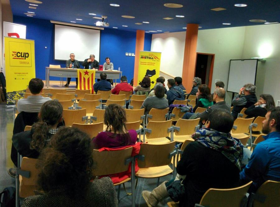 PEDROLO - mes Pedrolo - xerrada Xavier Ferré Trill 9-4-2016 1